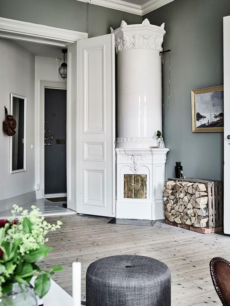 Bostadsrätt, Erik Dahlbergsgatan 26 i Göteborg - Entrance Fastighetsmäkleri