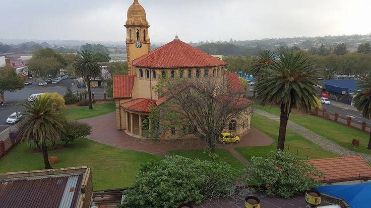 Krugersdorp - Hervormde kerkgebou