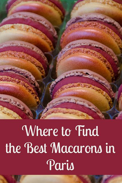Going to Paris? Where to find the best macaron in Paris