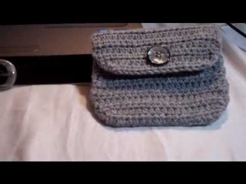 Crochet Belt Pouch Pattern Crochet Patterns Only