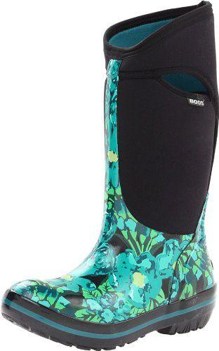 Bogs Women's Plimsoll Tall Rosie Boot,Spruce,6 M US Bogs,http://www.amazon.com/dp/B00ARXWYYK/ref=cm_sw_r_pi_dp_6J4Dtb183D6E6HP2
