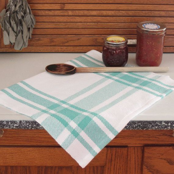 It is jam-making season at our house and I always need lots of dishtowels on hand to do the job!
