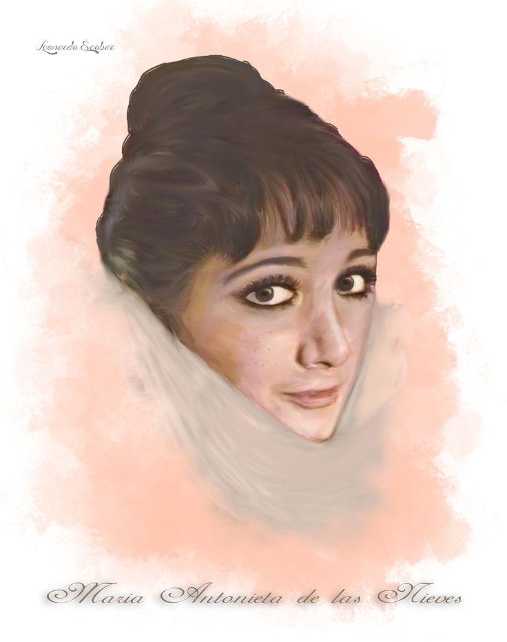 Maria Antonieta de las Nieves