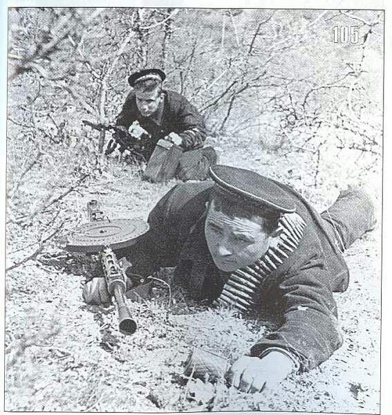 Soviets marines