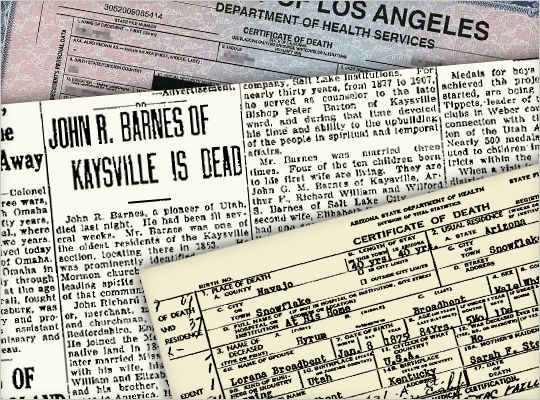 19 Kinds of Death Records and Their Uses  #genealogy #wikitree