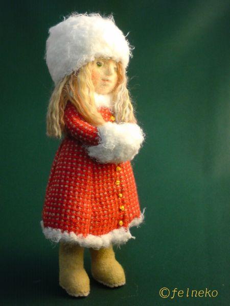 17 Best Images About Needle Felting Dolls On Pinterest