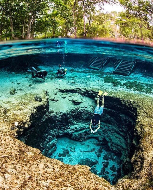 Ginnie Springs, FL