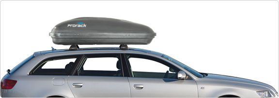 Roof Boxes and Luggage Carriers from Whispbar