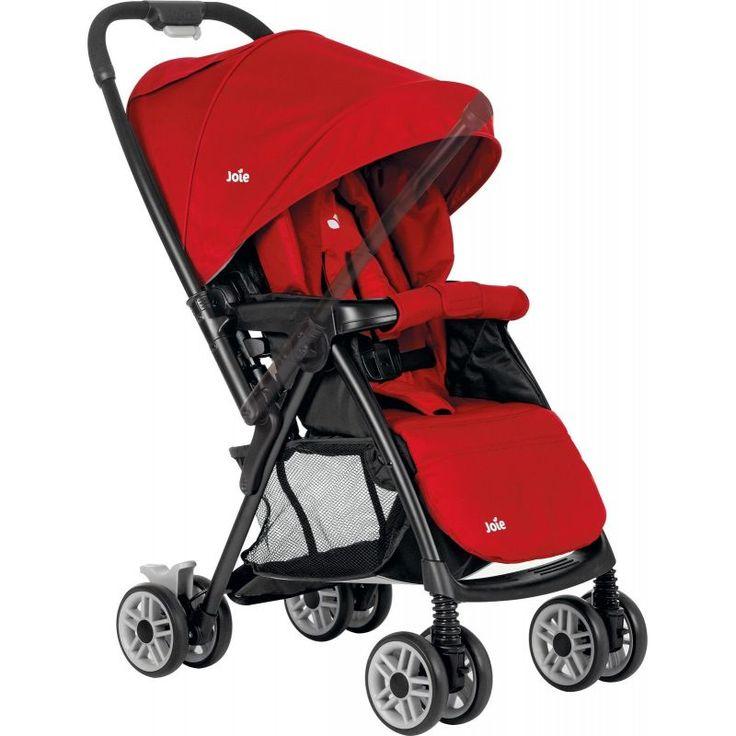 Joie Mirus Scenic Stroller-Poppy Red**