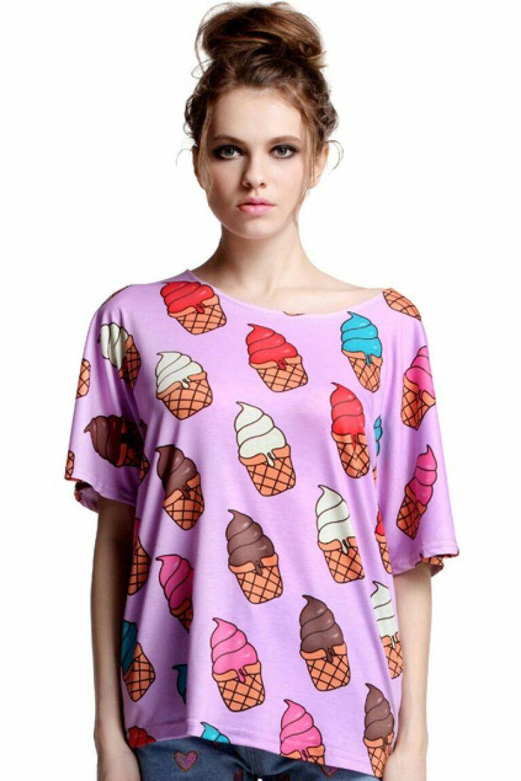 Модные футболки в картинках
