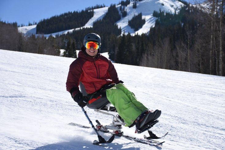 #adaptive Ski Racer Trevor Kennison is an amazing person who truly inspires. Read our Interview with him!