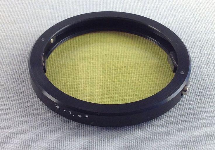 Arsenal Farbfilter gelb X - 1,4X yellow lens color filter
