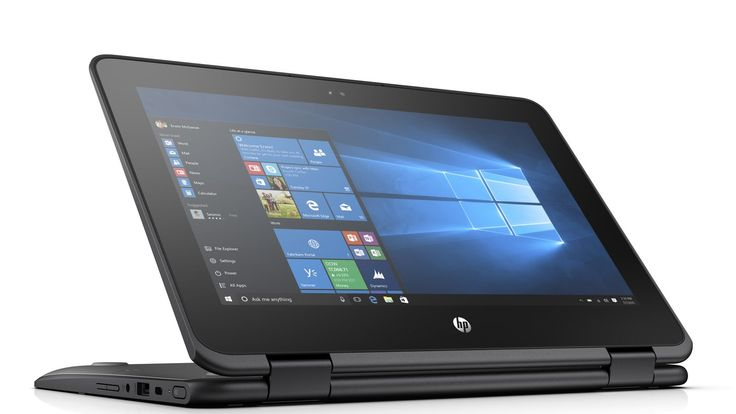 HP made a ridiculously tough laptop for schools