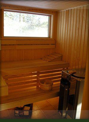 sauna builders, sauna design, Jukka Waissi