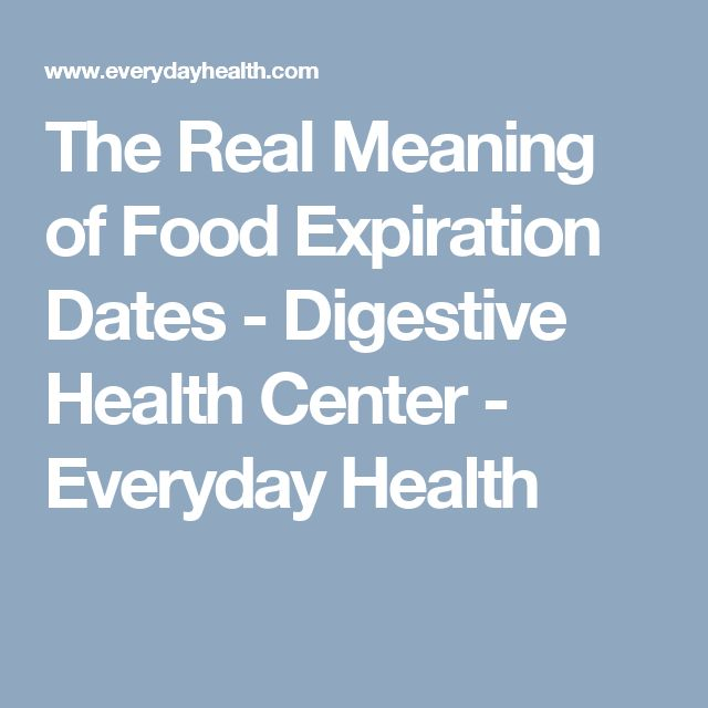 Expiration date definition in Sydney