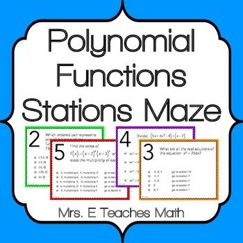 60 Best Polynomial Functions Images