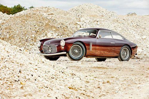 1955 Maserati A6G/54 Zagato Coupé