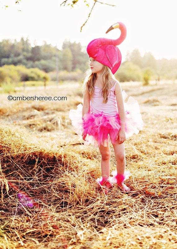 flamingo costume inspiration
