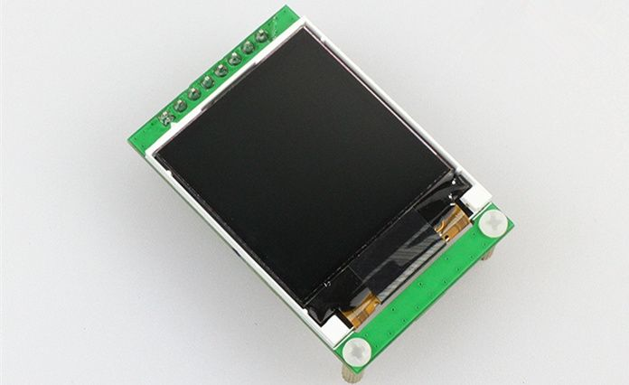 For LaunchIOT-CC26XX 28X128 pixel TFT color liquid crystal Display module 1.44 inch CC2640 mating development kits SCM drive