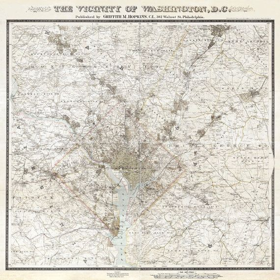 Best 25 Map Of Dc Area Ideas On Pinterest Washington Tourist: Map Of Dallas Region At Usa Maps