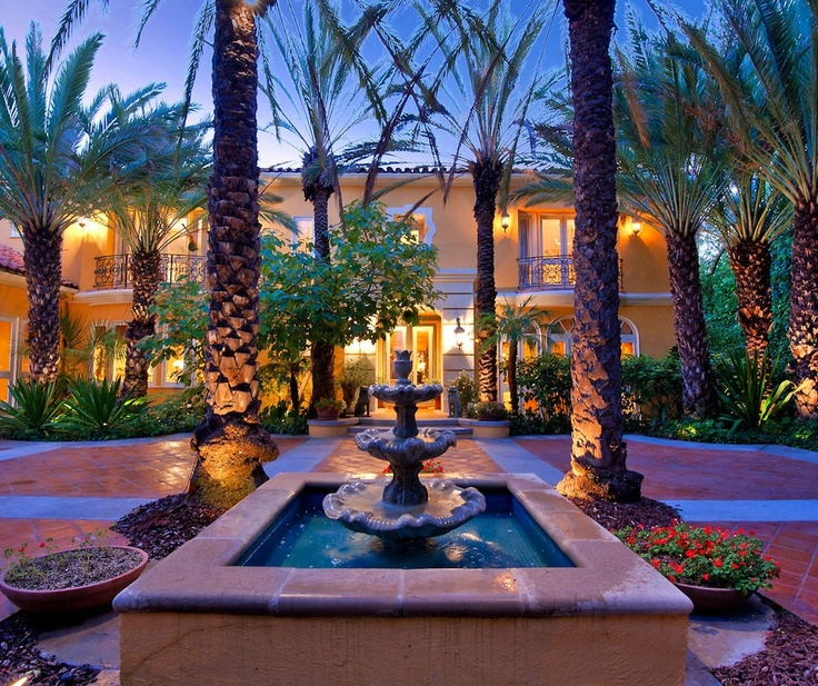 32 best exquisite mediterranean estate california for Beautiful rich houses