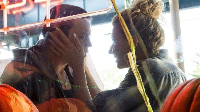 Michael Pitt and Nina Arianda in ROB THE MOB (2014)