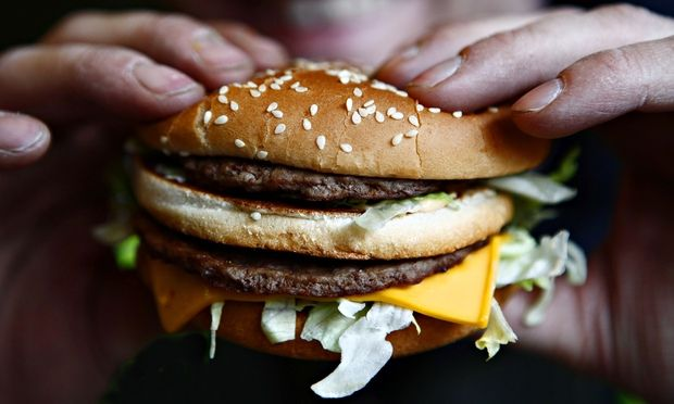 As if 4.7 billion in profit is nothing. Greed knows no bounds. Briton Steve Easterbrook next in line as Thompson retires amid investor frustrations at McDonald's poor performance
