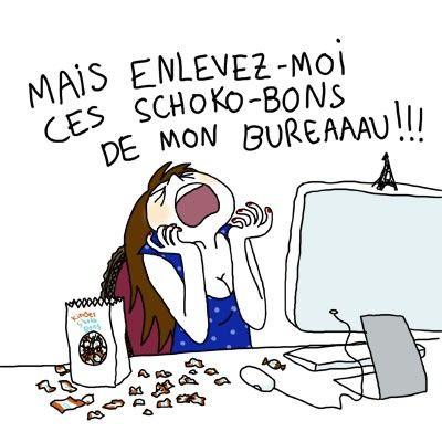 - tentation extrême, by Pénélope Bagieu -