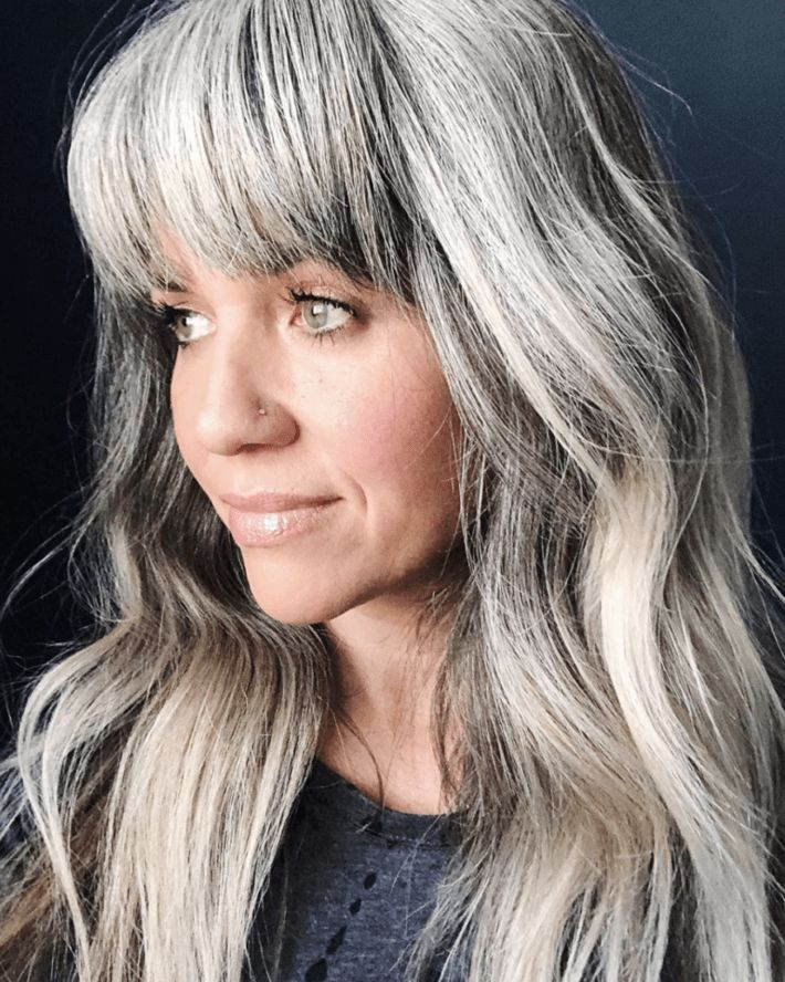 Grey hair, do care – Why to ditch the dye