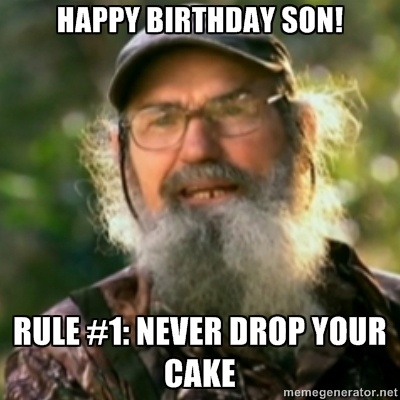 23 best duck dynasty images on pinterest ducks duck commander duck dynasty uncle si happy birthday son rule 1 never drop bookmarktalkfo Choice Image