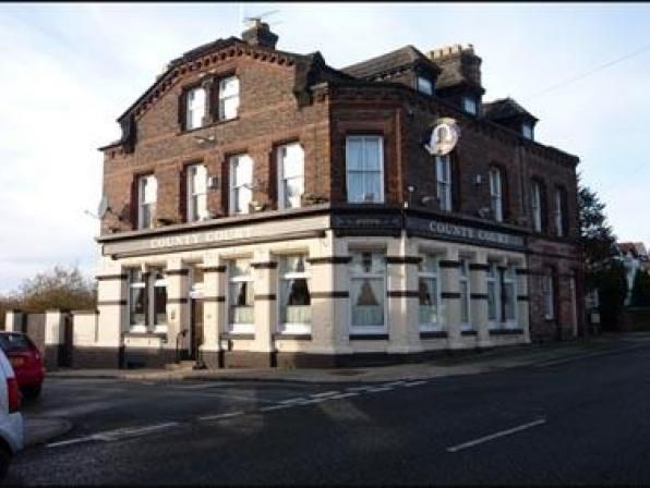 County Court Hotel, Quarry St.   Woolton.
