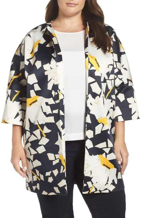 Persona by Marina Rinaldi Duster Jacket (Plus Size)