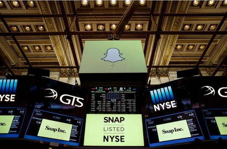 Snapchat geçen yıla oranla iki kat gelir kaybına uğradı - https://teknoformat.com/snapchat-gecen-yila-oranla-iki-kat-gelir-kaybina-ugradi-13954