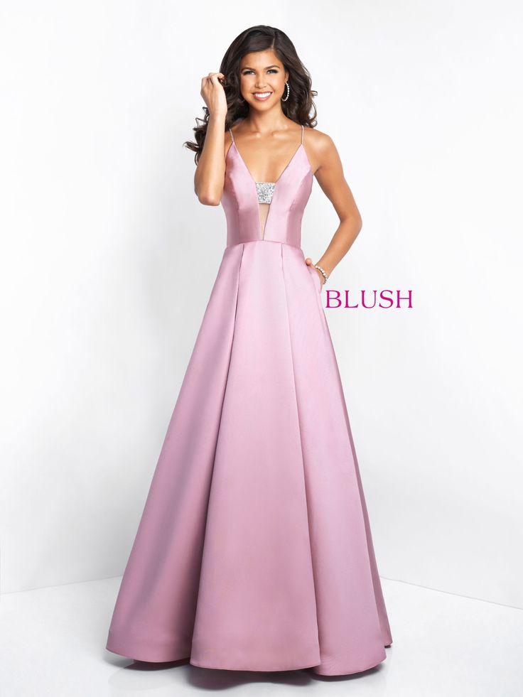 269 best Blush Prom Dresses images on Pinterest | Blush prom, Prom ...