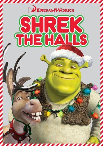 Shrek the Halls [DVD] [2007]