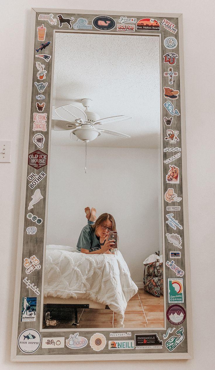 Fairy Lights Mirror