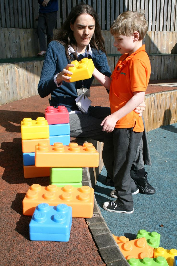 YORKSHIRE Building Society members' small change has made a big difference to play times at Columbus School in Chelmsford.