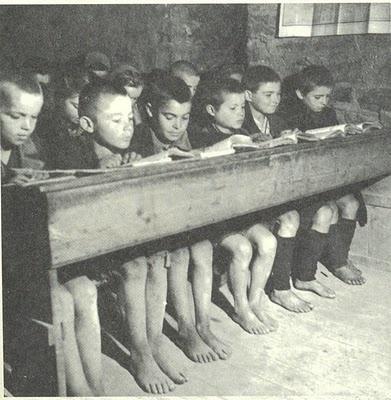 Το παλιατζίδικο των αναμνήσεων: Το παλιό Ελληνικό Σχολείο