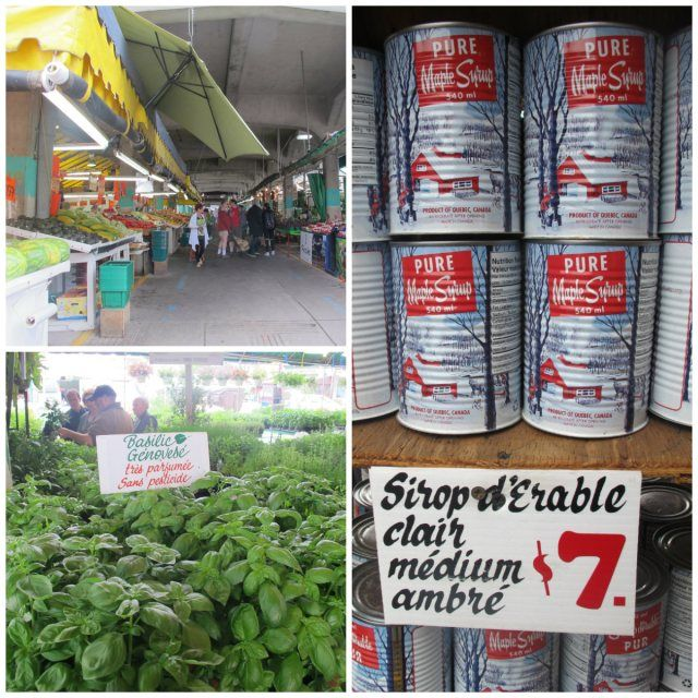 Jean-Talon Market, what feeds Montreal!! Explore Little Italy with MTL Food tours...