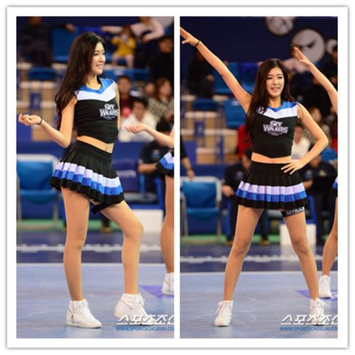 #Cheerleader #fancy dress outfit #costume womens sports team uniform s/m,  View more on the LINK: http://www.zeppy.io/product/gb/2/311354957633/