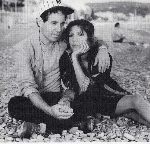 Paul Simon & Carrie Fisher