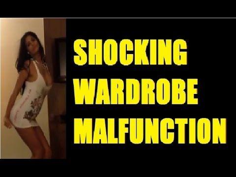 Poonam Pandey's SHOCKING WARDROBE MALFUNCTION video.