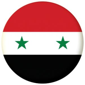 Syria Country Flag