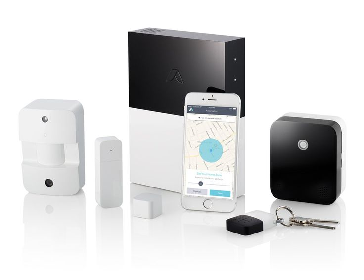 abode is the world's first security and home automation solution built on your terms.