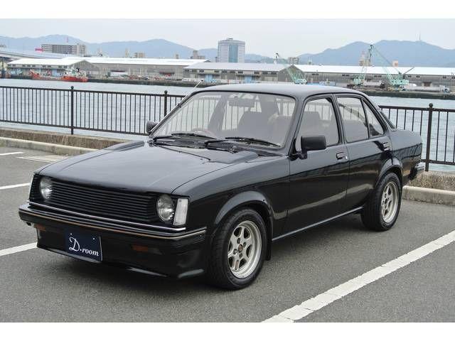 1985-1990 Isuzu Gemini ZZ/R