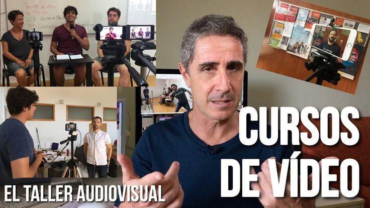 Cursos de Vídeo - Talleres de Vídeo Presenciales y Online
