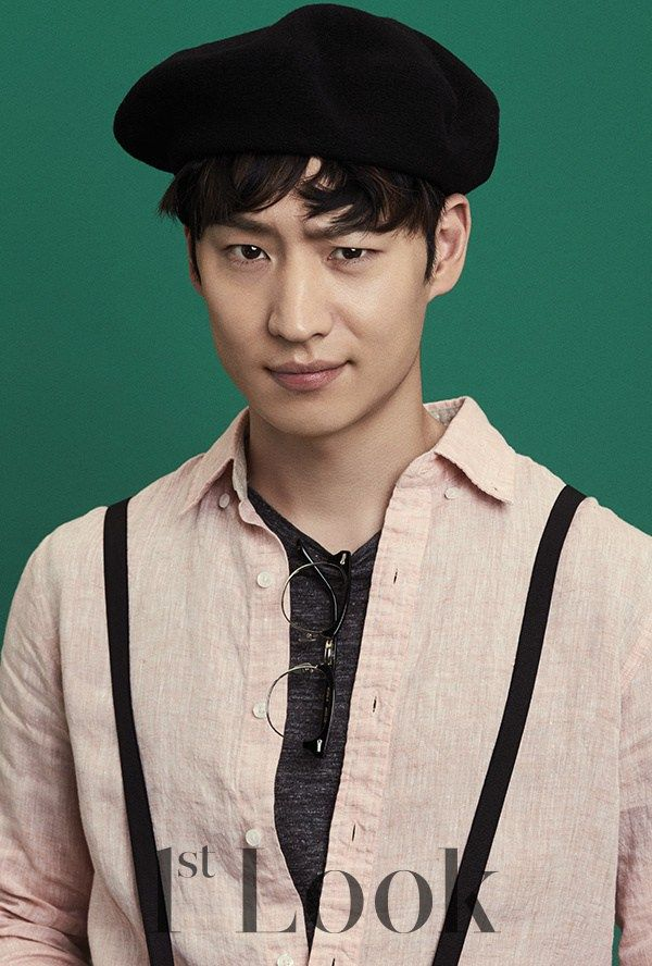 Lee Je Hoon - 1st Look Vol. 108