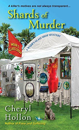Shards of Murder (A Webb's Glass Shop Mystery) by Cheryl Hollon http://www.amazon.com/dp/1617737623/ref=cm_sw_r_pi_dp_1x0Lvb18JGVD6