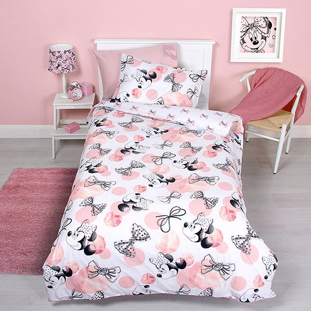 25 unique minnie mouse bedding ideas on pinterest. Black Bedroom Furniture Sets. Home Design Ideas