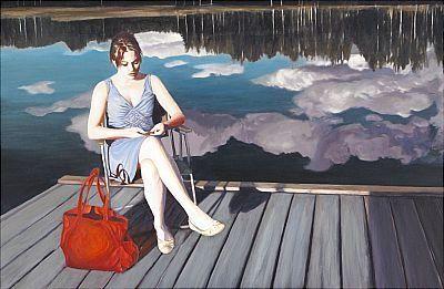 1. Karin Broos, Den röda väskan
